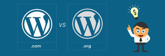 разницу между WordPress.com и WordPress org