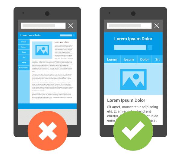 оптимизирован ли ваш сайт для мобильных устройств
